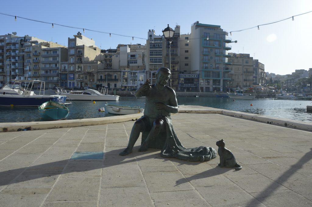 Spinola Bay Malta