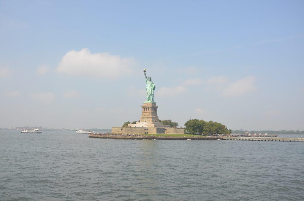 Statua Wolności NYC
