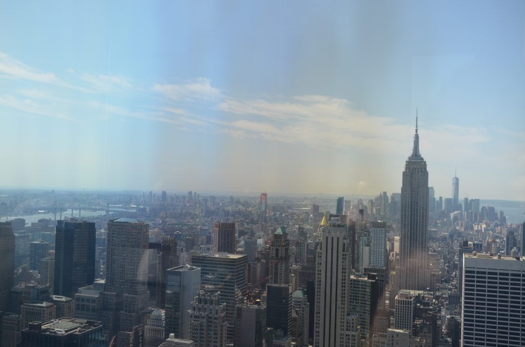 Top of the Rock Nowy Jork