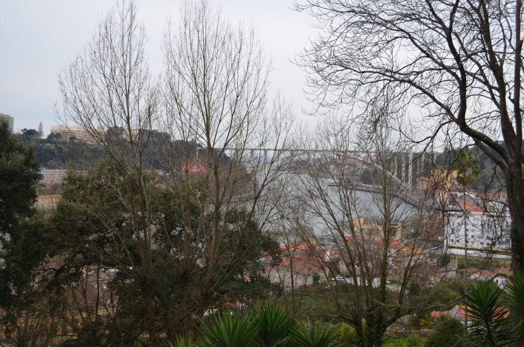 Jardim do Palacio de Cristal