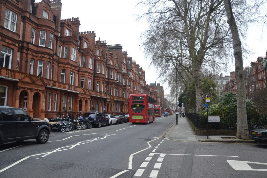 Londyn ulice