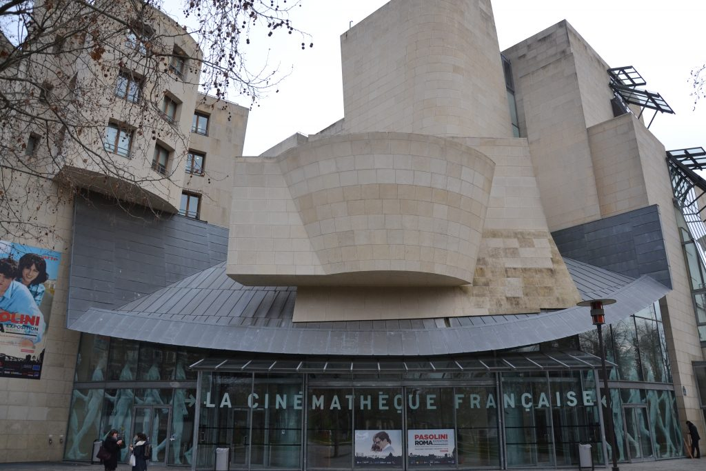 Muzeum filmu Paryż