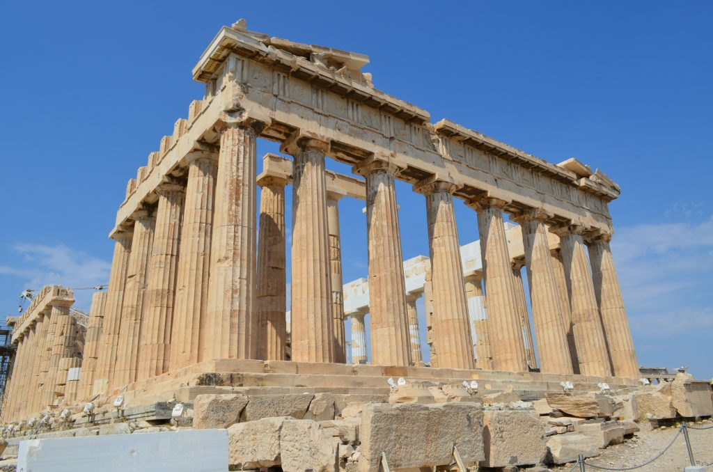 Partenon Akropol