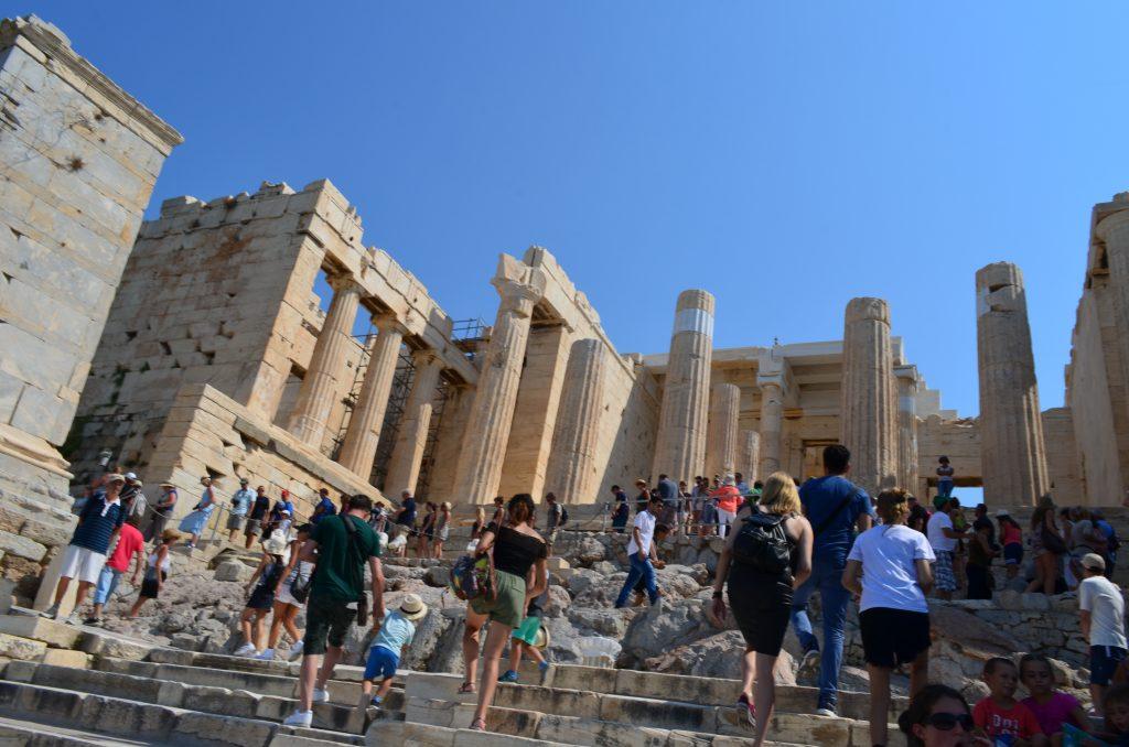 Propyleje Akropol