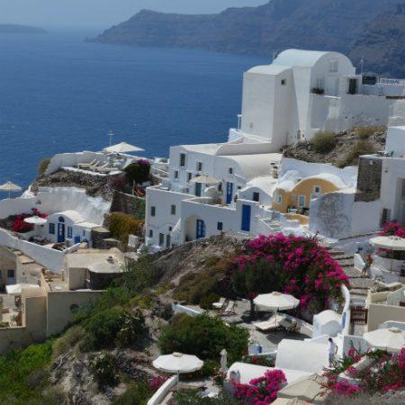 Santorini: jeden dzień na pocztówkowej greckiej wyspie