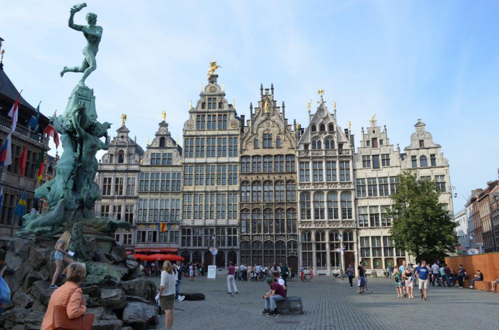 Antwerpia Belgia 2
