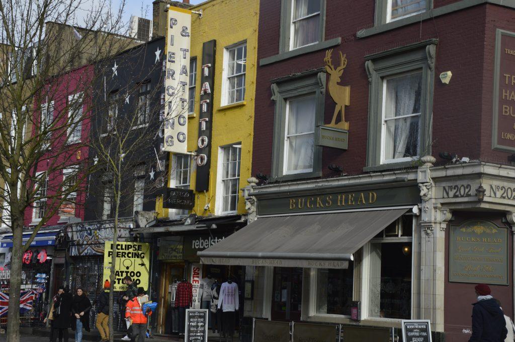 Camden Town Londyn