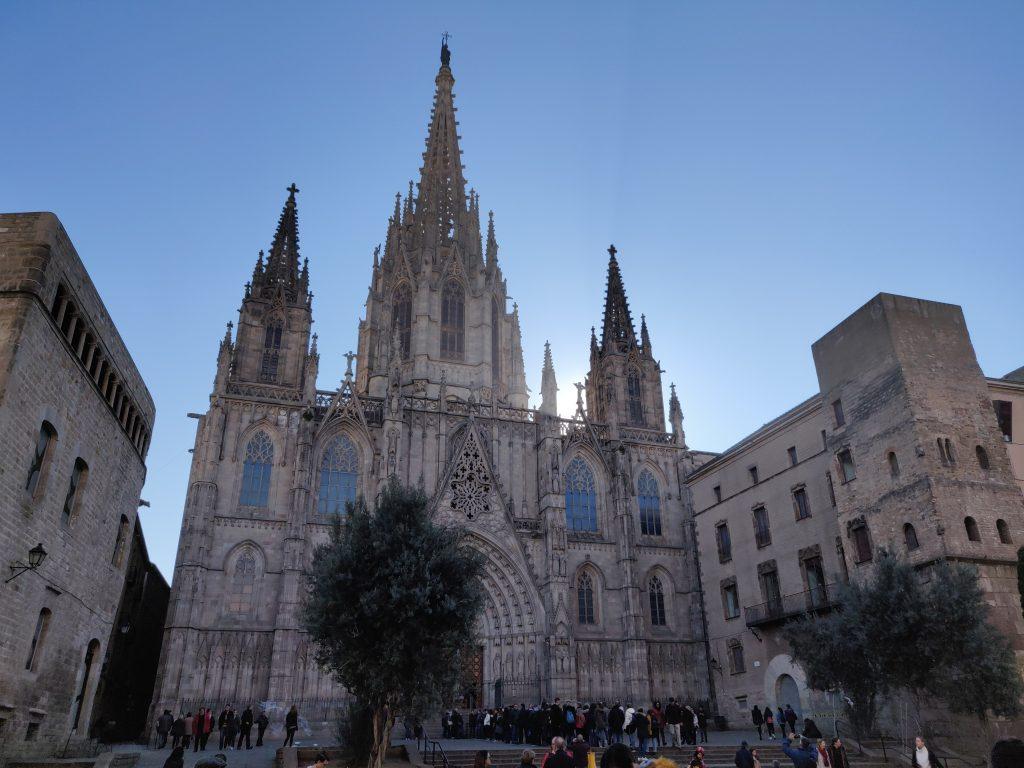 Dzielnica Gotycka Barcelona