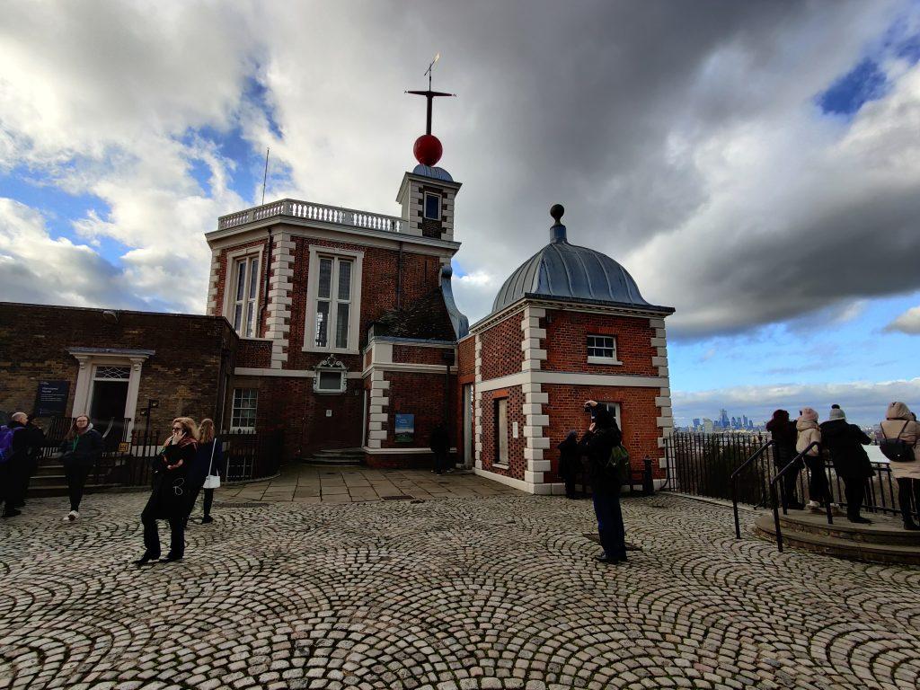 Greenwich w Londynie