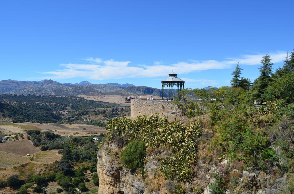 Mirador de Aldehuela and Balcón del Coño