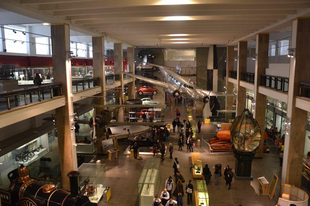 Muzeum Nauki Londyn