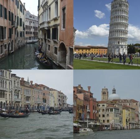 Północne Włochy na zdjęciach
