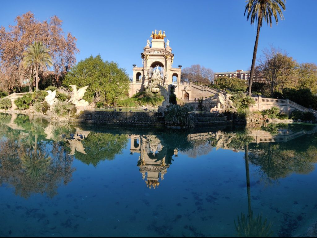 Park de Ciutadella Barcelona