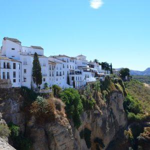 Ronda - hiszpańskie miasto z widokami zapierającymi dech w piersiach