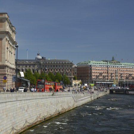 Gamla stan - najpiękniejsza starówka w Europie