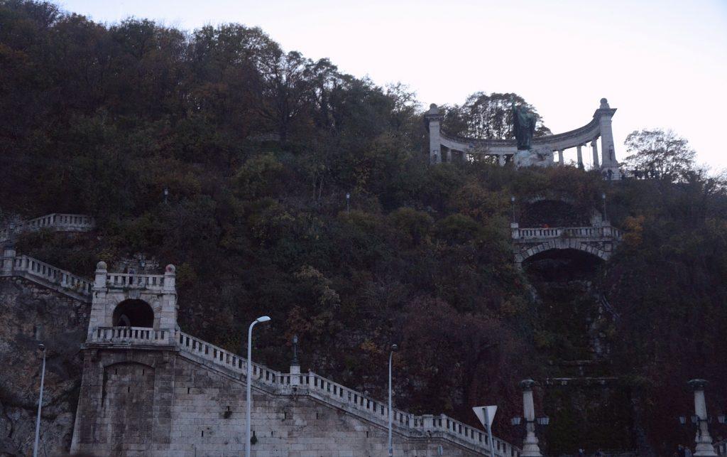 Wzgórze Gellerta Budapeszt