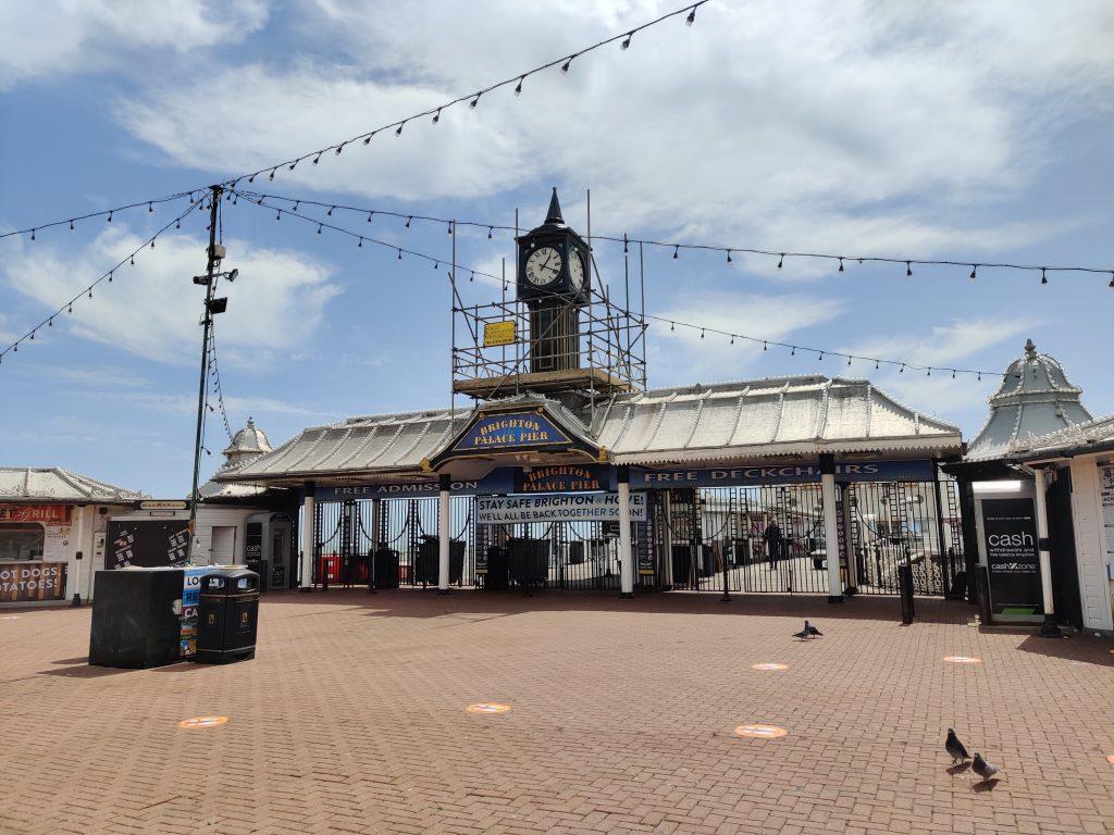 Brighton molo