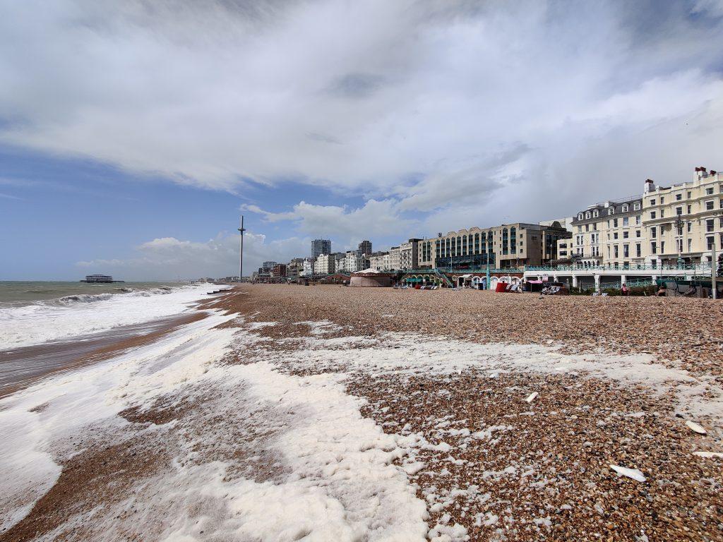 Plaża Brighton