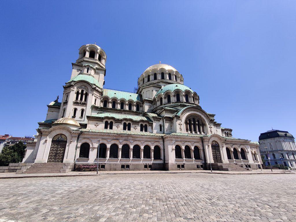 Katedra Aleksandra Nevskiego Sofia