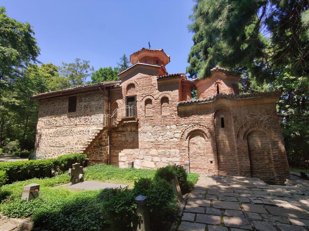 Kościół Boyana Sofia