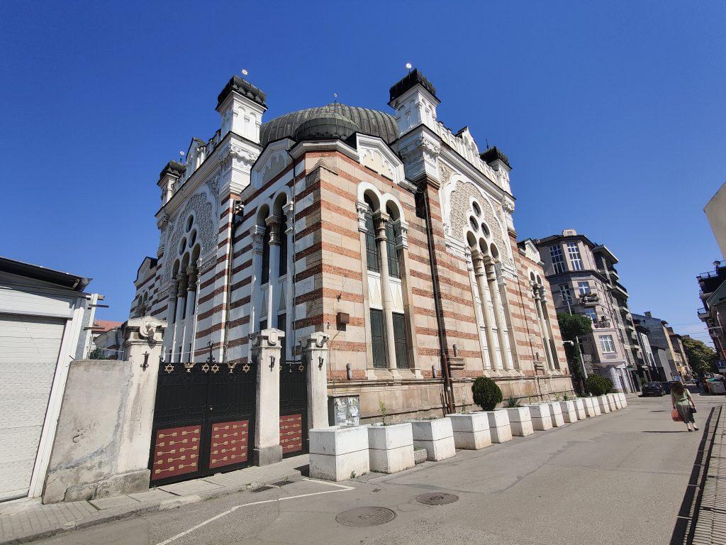 Synagoga Sofia