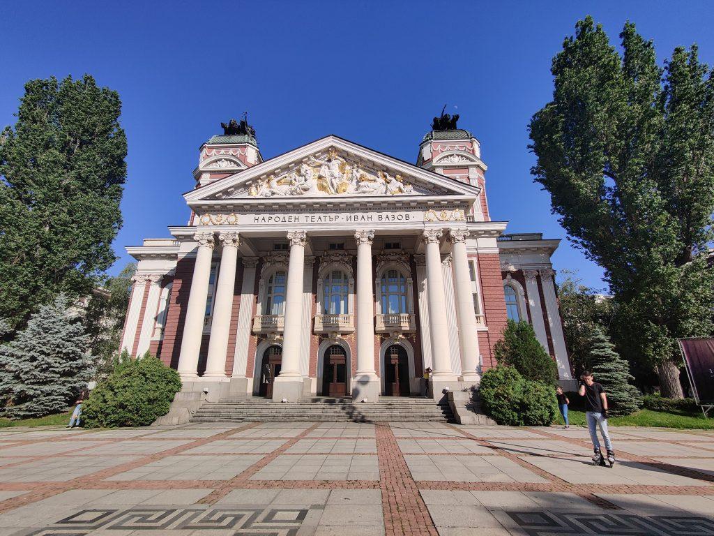 Teatr Ivan Vazov Sofia