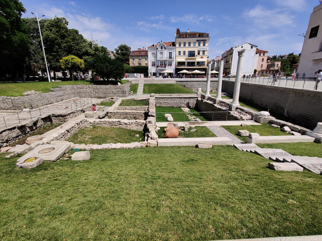 Forum Romanum Płowdiw