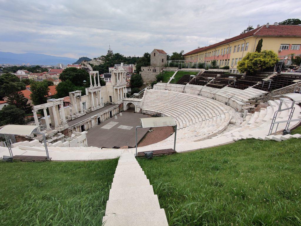 Teatr rzymski Płowdiw