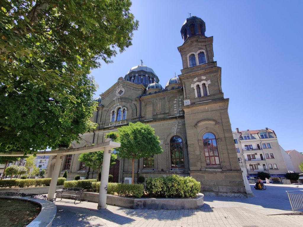 Cerkiew Św. Cyryla i Metodego Burgas