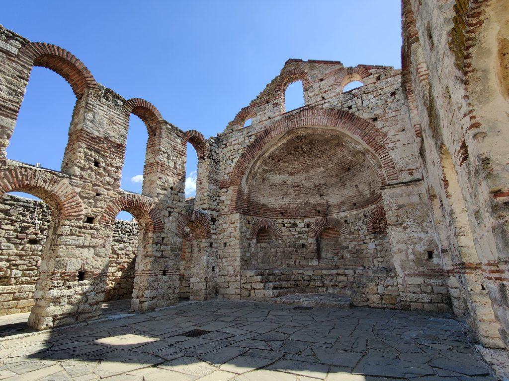 Cerkiew Świętej Zofii Nessebar
