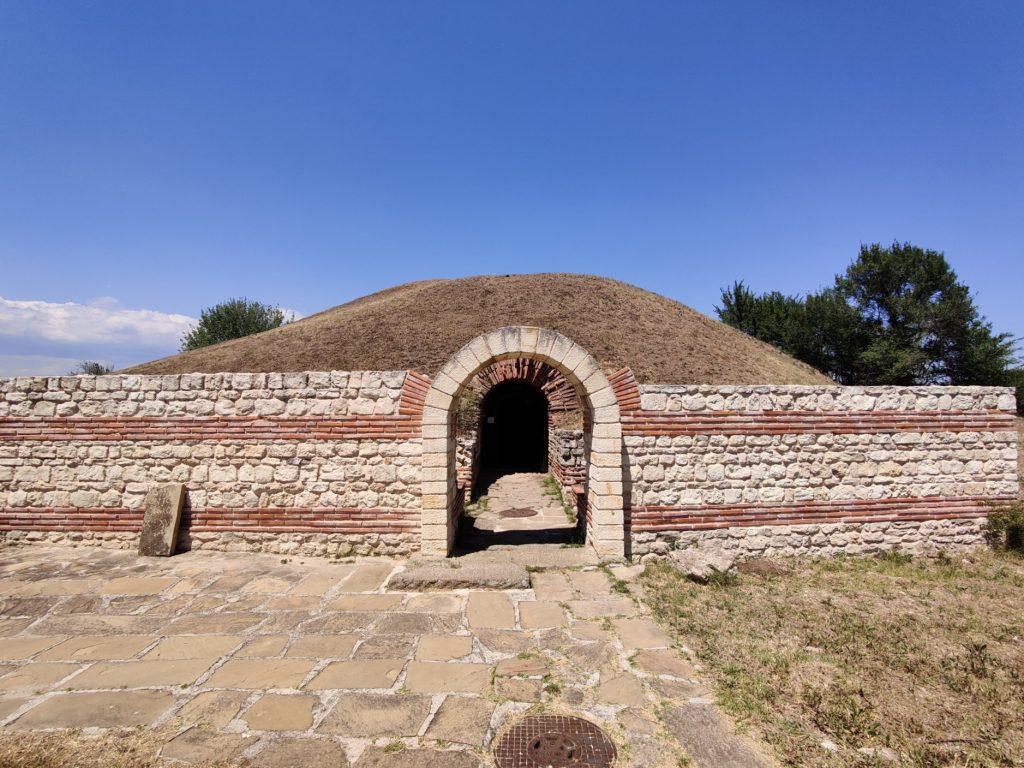 Grobowiec Tumulus