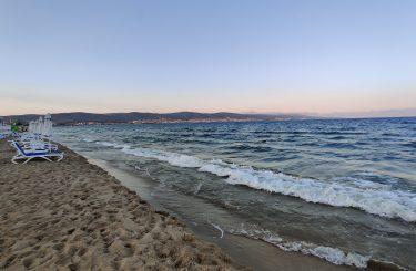 Morze Czarne Bułgaria