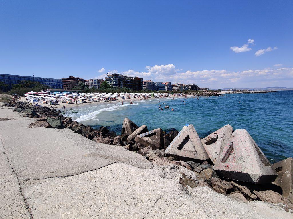 Pomorie plaże