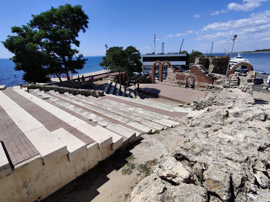 Teatr rzymski Nessebar