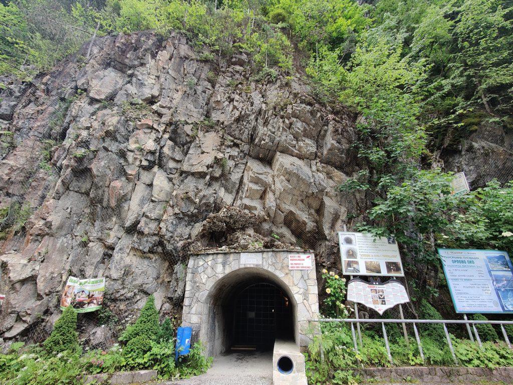 Jagodinska Cave Rodopy