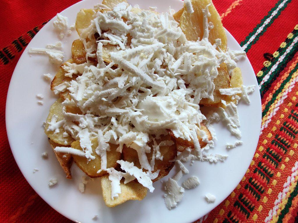Kartofle z serem