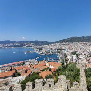 Urocza miejscowość na greckim lądzie: KAVALA