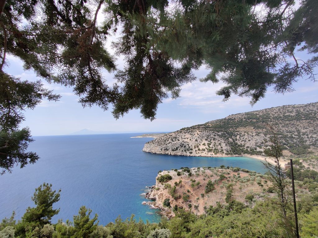 Thassos Grecja
