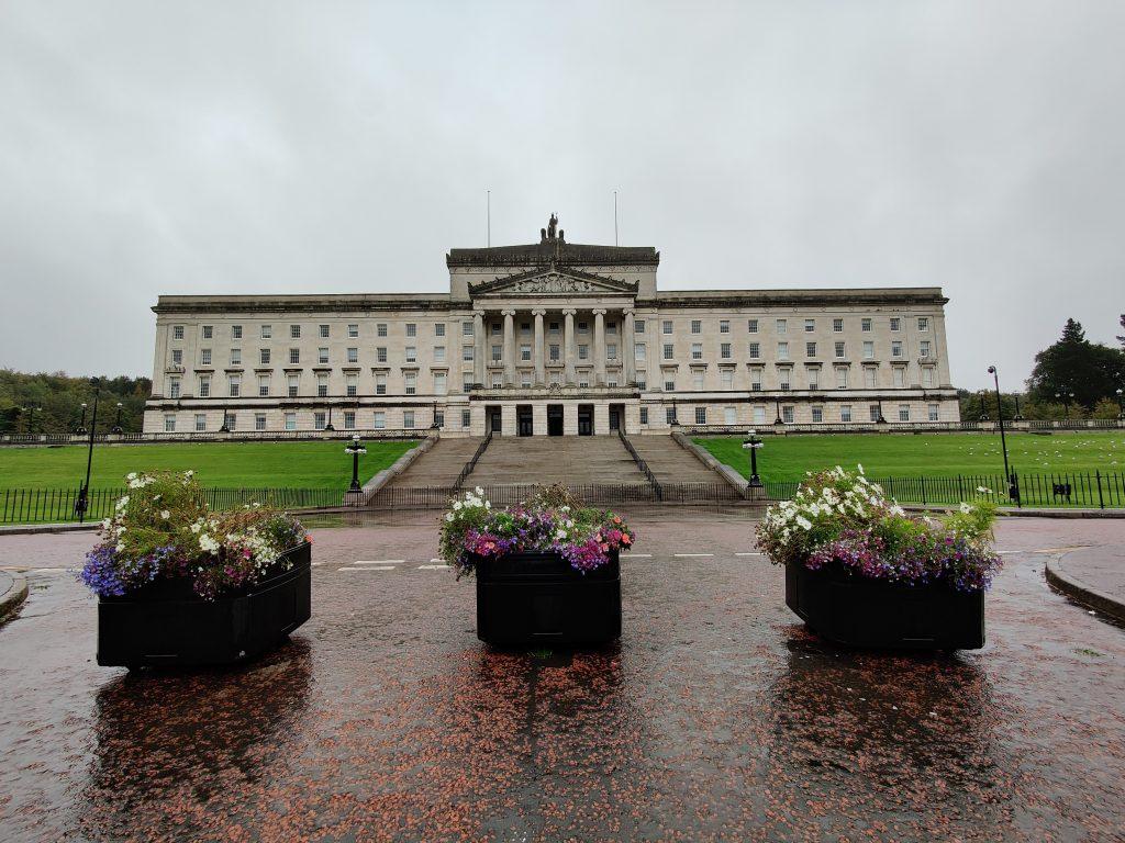 Belfast Parlament