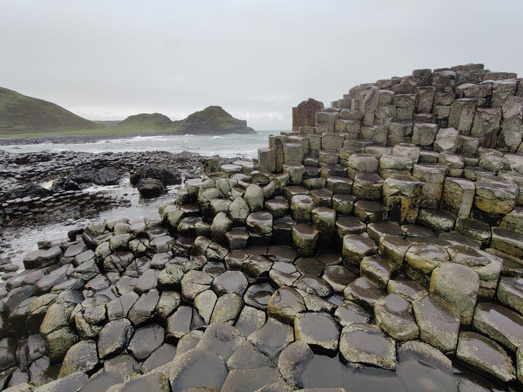 Giant Causeway Irlandia Północna
