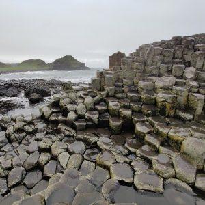 Giant's Causeway (Grobla Olbrzyma) w Irlandii Północnej