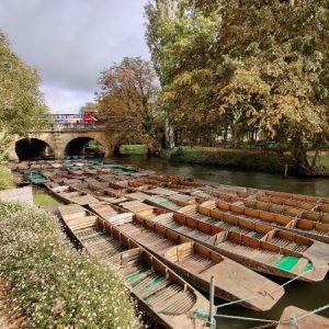 Oxford: angielskie miasto uniwersyteckie