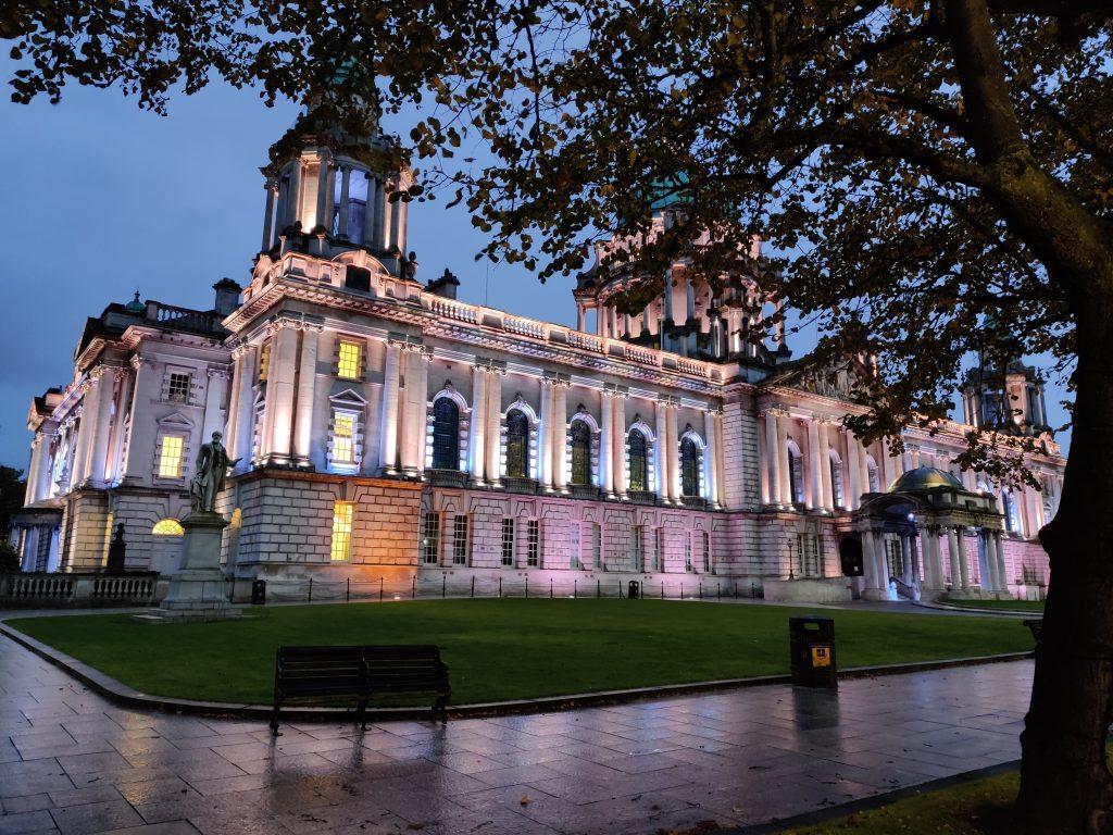 Ratusz miejski Belfast