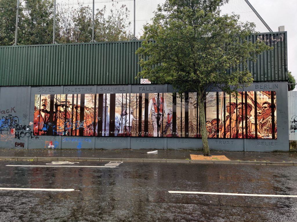 Ściana Pokoju Belfast