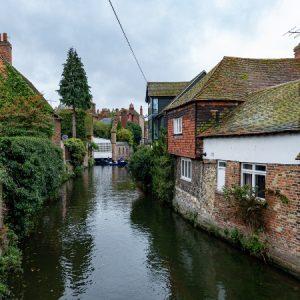 Miasto z najsłynniejszą katedrą w Anglii - Canterbury!