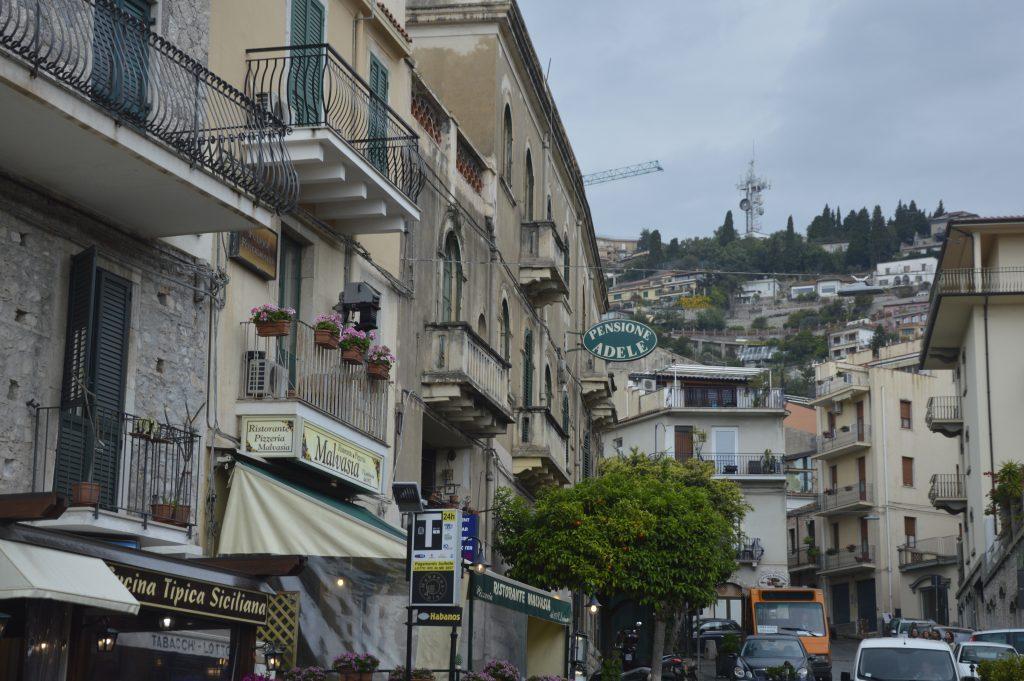 Taormina Włochy