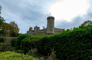 Zamek Warwick
