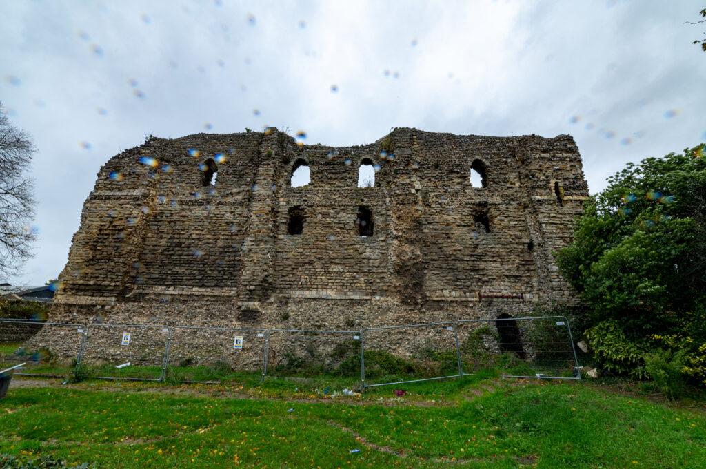 Zamek w Canterbury