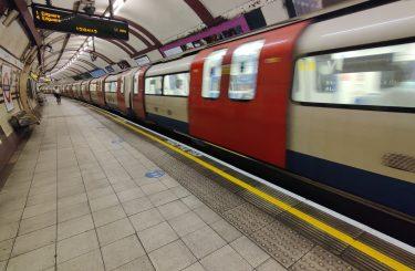 Metro Londyn