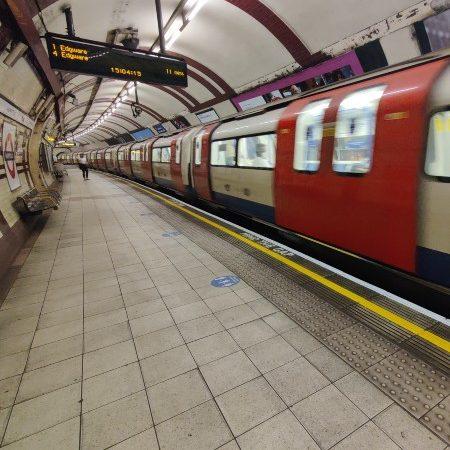 Mind the Gap, czyli metro w Londynie